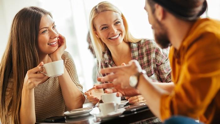 Cách có được thiên hạ tốt nhất là cân bằng giữa nói và lắng nghe