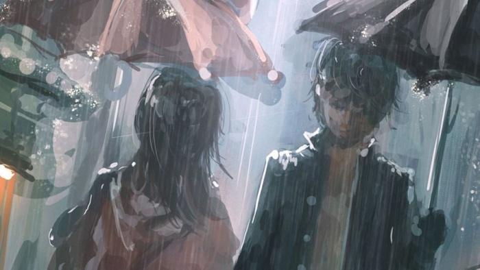 Nhớ người trong tiếng mưa đêm