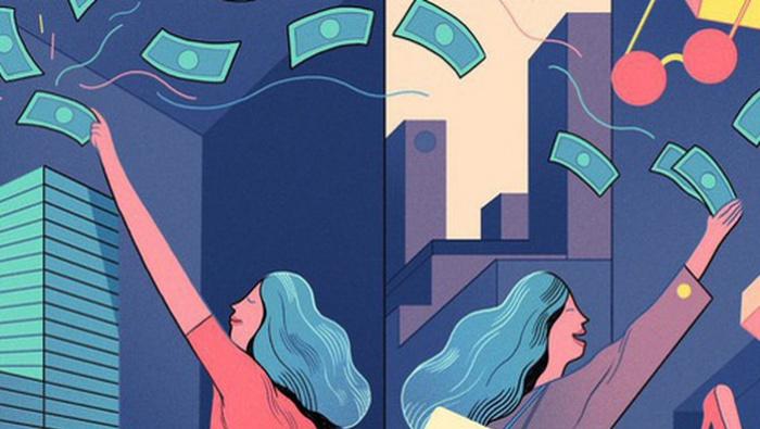 5 suy nghĩ tai hại khiến bạn nghèo mãi không giàu, cố mãi không thành công