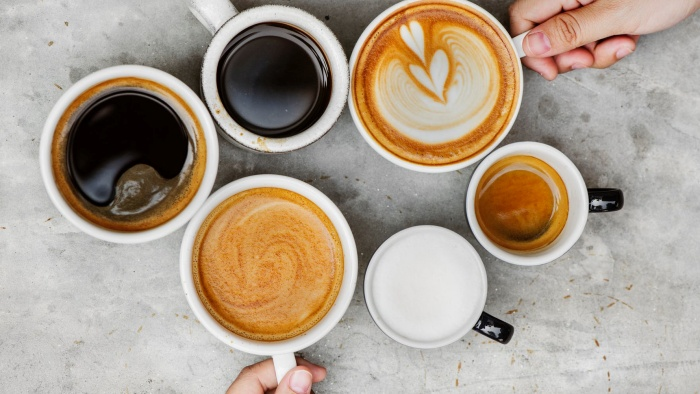 Vị cà phê ngọt ngào