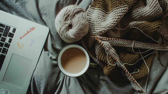 Lợi ích về mặt sức khỏe tinh thần của liệu pháp đan len