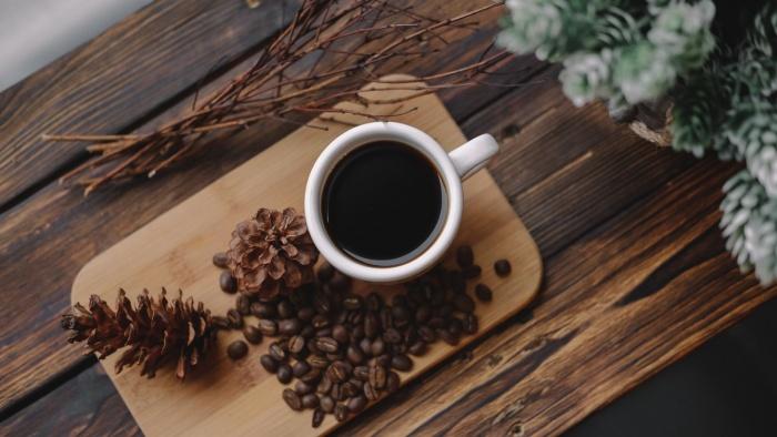 Ký ức như ly cà phê đắng