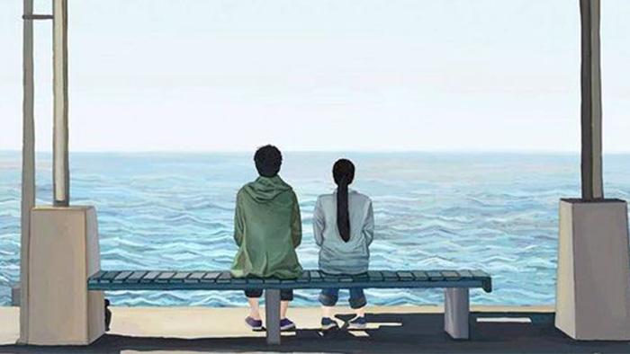Biển vẫn xanh