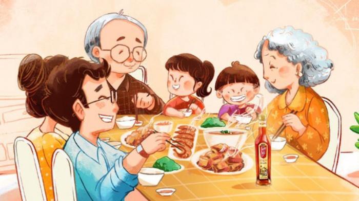 Con lớn rồi mới hiểu bữa cơm gia đình ấm áp thế nào