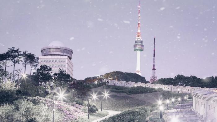 Seoul trong mắt tôi