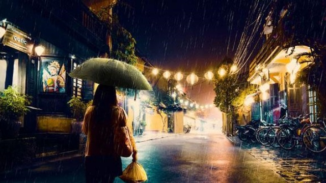Nhớ những ngày tháng tám mưa rơi