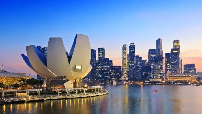 Tôi tin trái tim mình đã thật sự bị đánh cắp ở Singapore